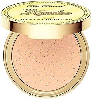 Too Faced Cosmetics - I Want Kandee Banana Pudding Brightening Face Powder