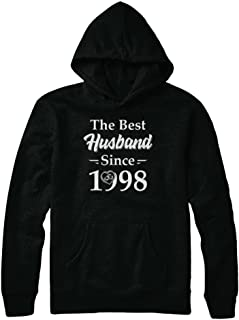 21th Married Together Anniversary Since 1998 Wife Husband Shirt Hoodie