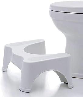 TOILET FOOT STOOL-White