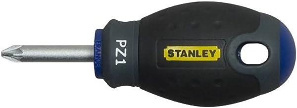 Stanley Fat Max schroevendraaier Pozidrive Pz1X30Mm-Zwart
