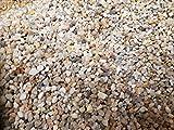 1 kg di ghiaia per acquario, base di fondo, Made in Germany, sabbia di quarzo, grana arrotondata 3,0 - 6,0 mm, 3,99/kg.