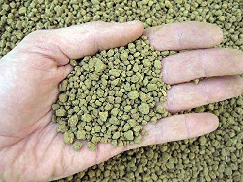 Geosism & Nature Akadama qualité Dure 2/5 mm (1 kg - c.ca 1,5 lt), pour bonsaï