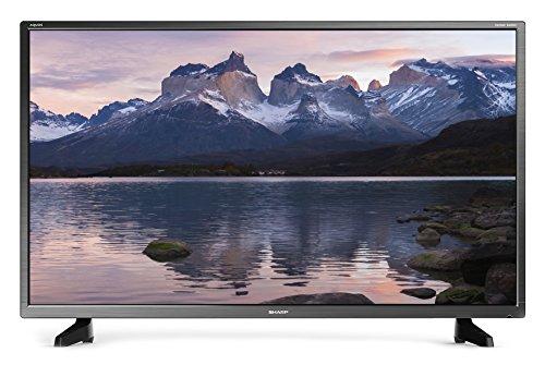 SHARP LC-32HI3222E 81 cm (32 Zoll) Fernseher (HD Ready LED TV, Triple Tuner),Schwarz