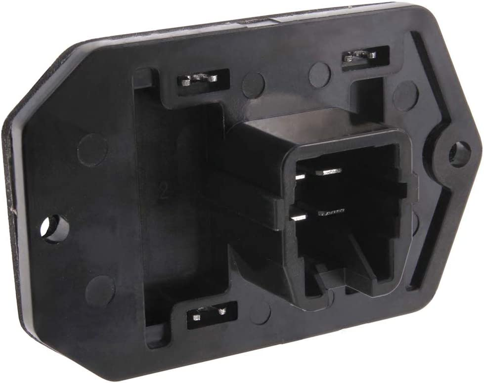 Free Shipping New Manual Louisville-Jefferson County Mall Temp Control Blower Motor Resistor tC 08-13 11-15 Fits
