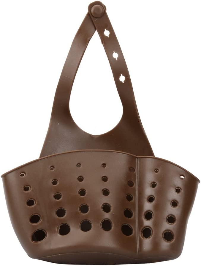 Charberry Portable 2021 autumn and winter new Home Kitchen Hanging Bath Drain Basket St Bag Choice
