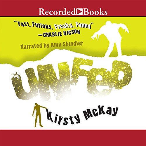 Unfed audiobook cover art
