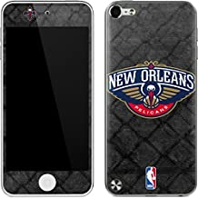 NBA New Orleans Pelicans iPod Touch (5th Gen&2012) Skin - New Orleans Pelicans Dark Rust Vinyl Decal Skin for Your iPod Touch (5th Gen&2012)