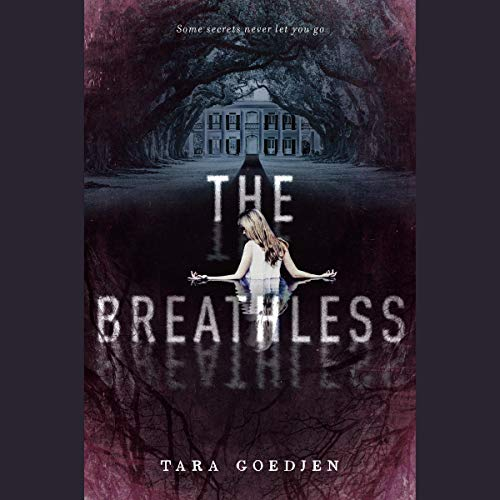 The Breathless audiobook cover art