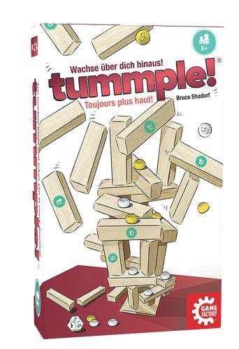 GAMEFACTORY Game Factory 646183 - Tummple! (Mult),