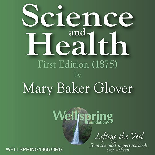 Science and Health audiobook cover art