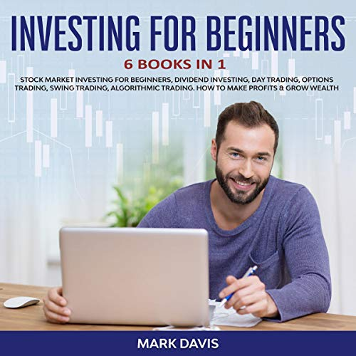 Investing for Beginners: 6 Books in 1 cover art