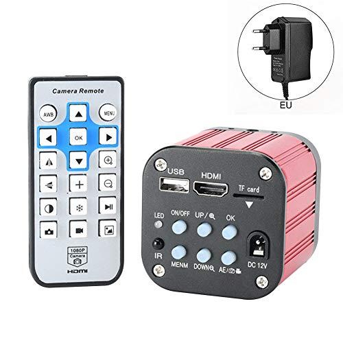 Godob 4K Sensor HD 1080P HDMI C-Mount Digitalvideo Industriemikroskopkamera für die Reparatur von Telefonplatinen