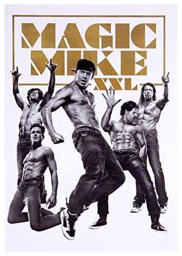Magic Mike XXL [DVD] [Region 2] (English audio. English subtitles) by Channing Tatum