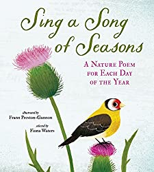 Sing a Song of Seasons : A Nature Poem for Each Day of the Year.