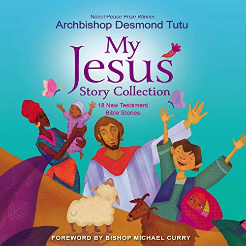 My Jesus Story Collection audiobook cover art