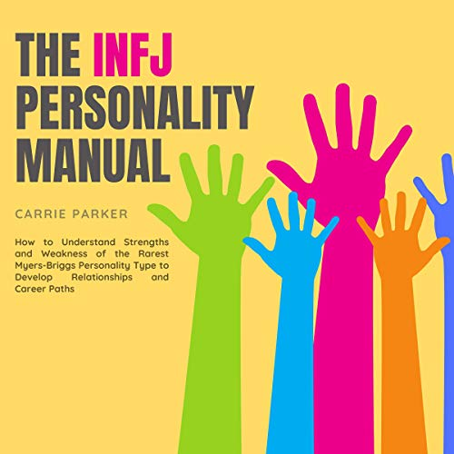 The INFJ Personality Manual audiobook cover art