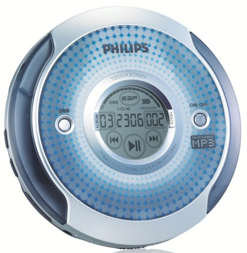 Philips exp2561Tragbarer MP3-CD Player mit Top Mount L