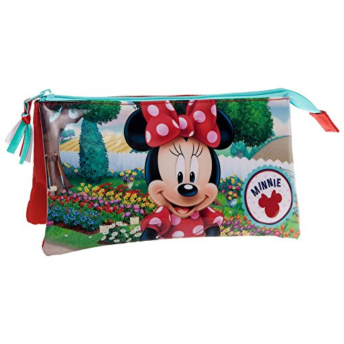 Disney Minnie Garden Vanity, 22 cm, Rouge