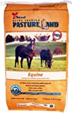 X-Seed Pasture Land Equine Mixture with Micro-Boost Seed, 25-Pound, Orange (New)