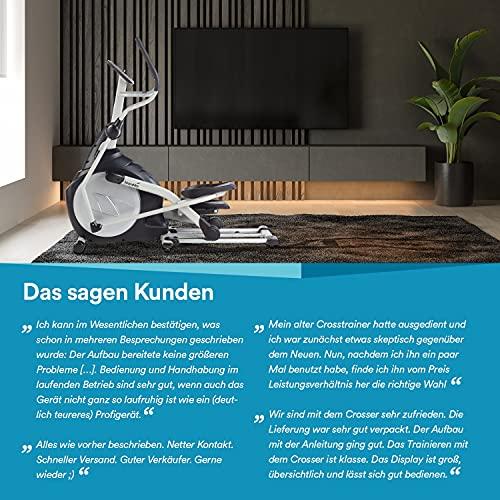 Skandika CardioCross Carbon ProCrosstrainer - 6
