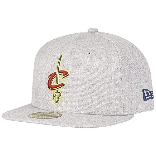 New Era Nba Heather Fitted muts