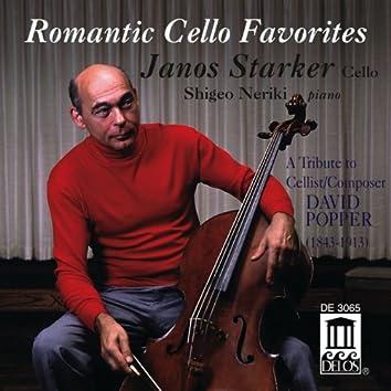 Popper, D.: Cello Music (Romantic Cello Favorites)