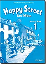 Happy Street 1 new edition Activity Book and multirom pack. de Lorena Roberts