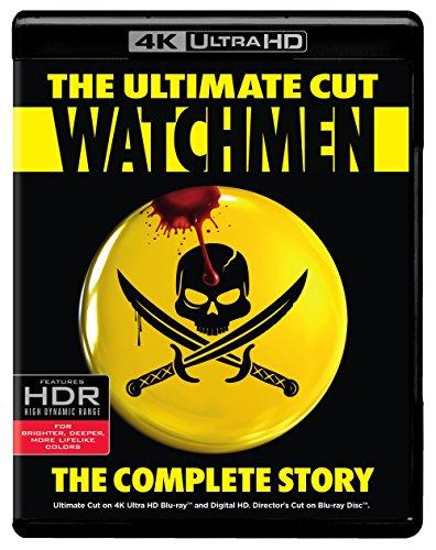 Watchmen (Ultimate Cut) [Blu-ray]