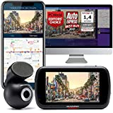 Nextbase 622GW Dash Cam Front and Rear Camera- Full 4K/30fps UHD Recording in Car Camera- WiFi Bluetooth GPS- Slow Motion 120fps- What3Words- Voice Control & Polarising Lens Built-in 280°/ 360 Dual