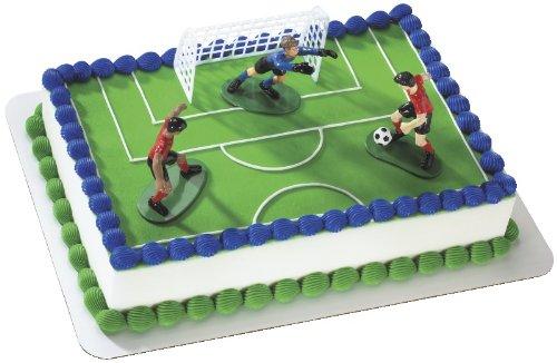 Football Cake Decorating Set