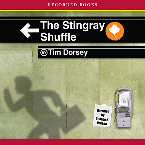 The Stingray Shuffle audiobook cover art