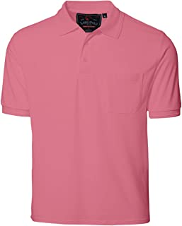81091824 KGB Polo t Shirts for Men Half Sleeves with Collar and Pocket Casual mesh  Type -