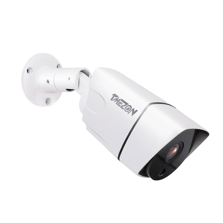 スラム街慣れている便利TMEZON AHD防犯カメラ 200万画素 赤外線LED36個 3.6MM固定レンズ 夜間撮影機能 防水 監視カメラ 増設用 単品 OSD付き