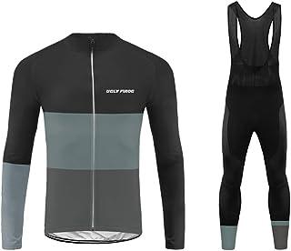 comprar comparacion Uglyfrog Bike Wear Designs Maillots de Bicicleta Maillots de Bicicleta Traje de Invierno Hombres Ropa de Ciclo Jersey de M...