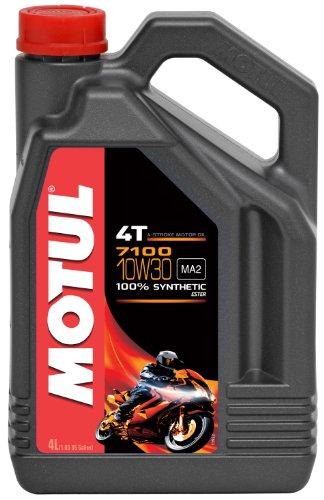 Motul 104090 7100 4T, 10 W-30, 4 L
