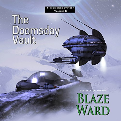 The Doomsday Vault audiobook cover art
