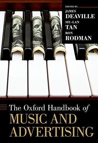 The Oxford Handbook of Music and Advertising (OXFORD HANDBOOKS SERIES) (English Edition)