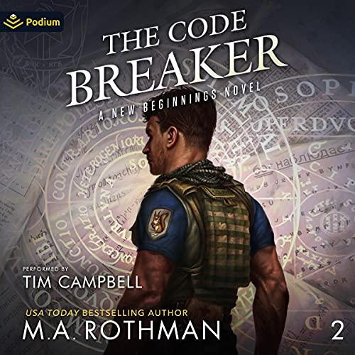 The Code Breaker cover art