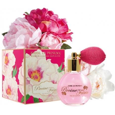 Jeanne en Provence Pivoine Féérie Damen Parfum, Eau de parfum, 50 ml