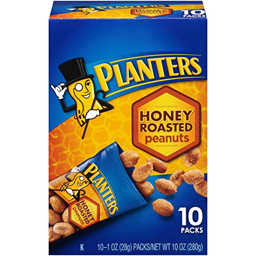 planters roasted honey peanuts - 5