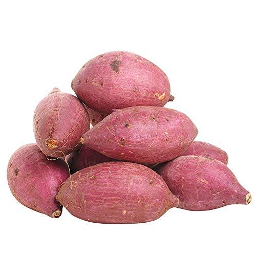 """丸和商店 <訳あり・規格外品> 2021年秋 千葉県産 シルクスイート 4kg / -Imperfect Produce- Sweet Potato, """"Silk Sweet"""", 4kg (ご予約受付中)"""