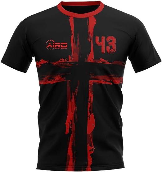 Airosportswear 2019-2020 Flamengo Dejan Petkovic Concept ...