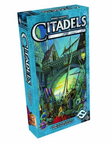 Fantasy Flight Games Bruno Faidutti's Citadels