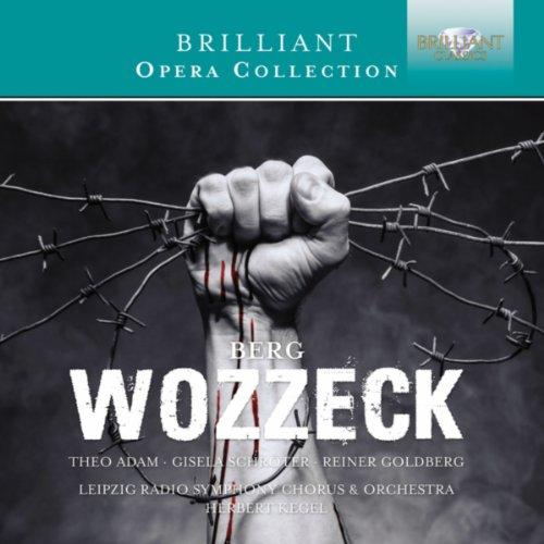 Wozzeck, Op. 7, Act 3, Scene 4: I. Das Messer? Wo ist das Messer? - II. Aber der Mond verrät mich - III. Halt! - Hören Sie? Dort! (Wozzeck, Doctor, Captain)