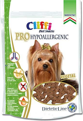 PRO-HYPOALLERGENIC VEGETAL Biscotti Vegetali per Cani Snack ipoallergenici 100g