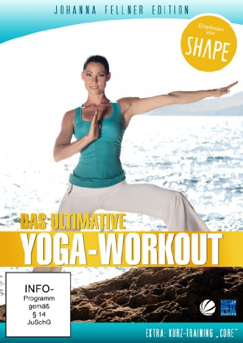 Das ultimative Yoga-Workout - Johanna Fellner Edition (empfohlen von SHAPE) (2009)