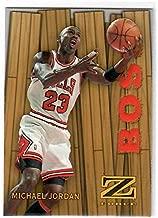 1997-98 Skybox Z Force Basketball Michael Jordan Boss Insert Card # 10 of 20