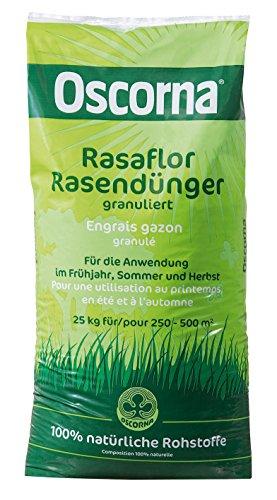 Oscorna 425 Rasaflor Rasendünger granuliert, 25 kg