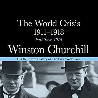 The World Crisis - 1911-1918, Part Two cover art