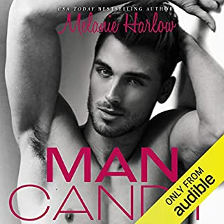 Man Candy audiobook cover art
